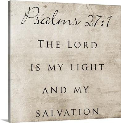 My Salvation
