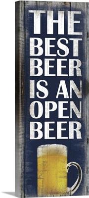Open Beer