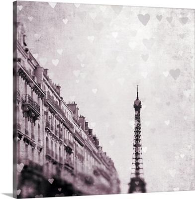 Paris Heart Storm I