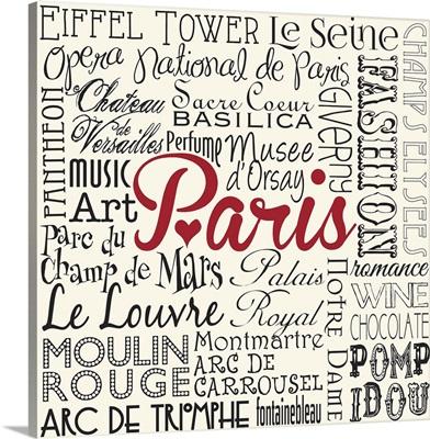 Paris Sights