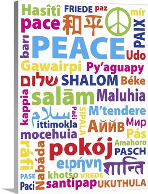 Peace Every Language