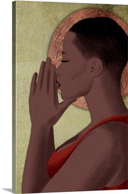 Praying Goddess 1