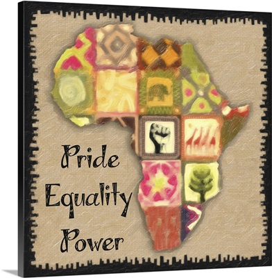 Pride, Equality, Power