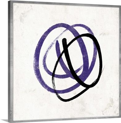 Purple Circle II