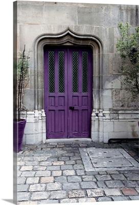 Purple Door IV