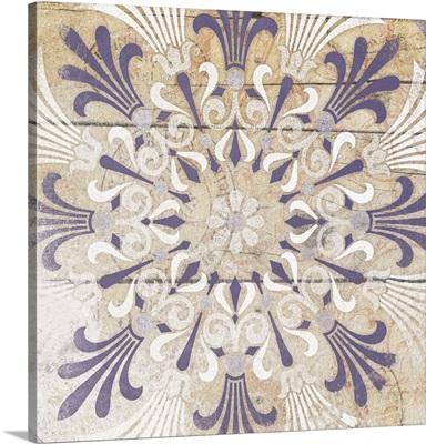Purple Pattern III