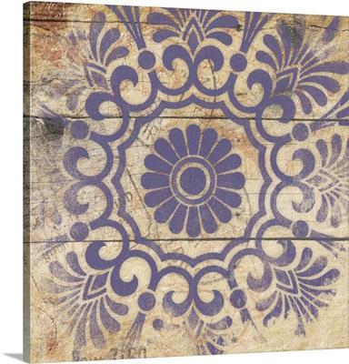 Purple Pattern IV