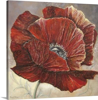 Red Flower II