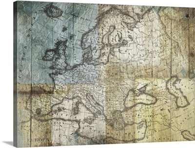 Rustic Map One