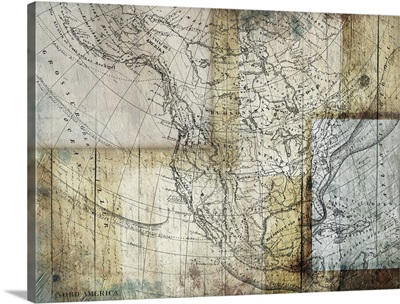 Rustic Map Two