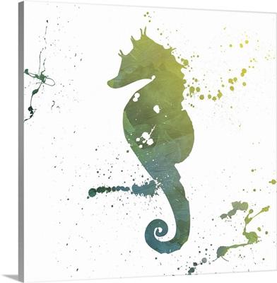 Seahorse Splatter