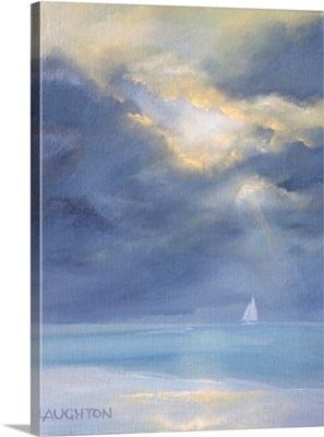 Sky Sailboat