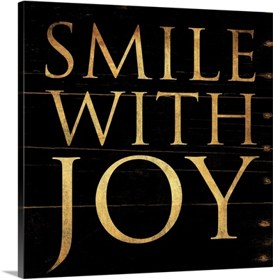 Smile With Joy