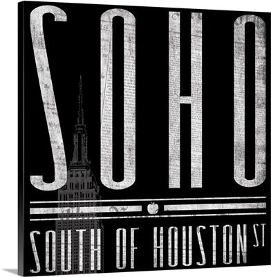 Soho South Of Houston St