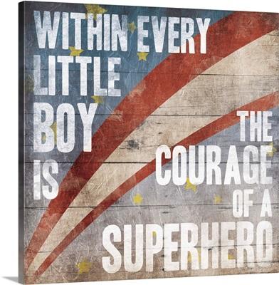 Super Hero Boy I