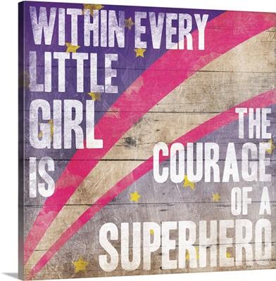 Super Hero Girl I