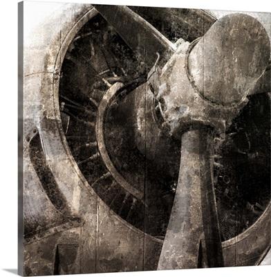 Tarnished Aircraft