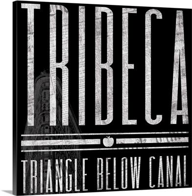 Tribeca, Triangle Below Canal
