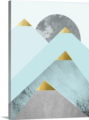 Turquoise Mountains II