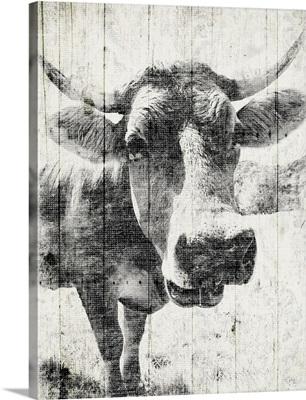 Vintage Cow Mate