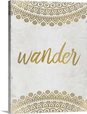 Wander Henna Gold II