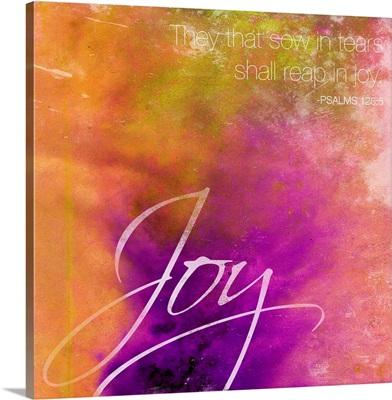 Watercolor Joy