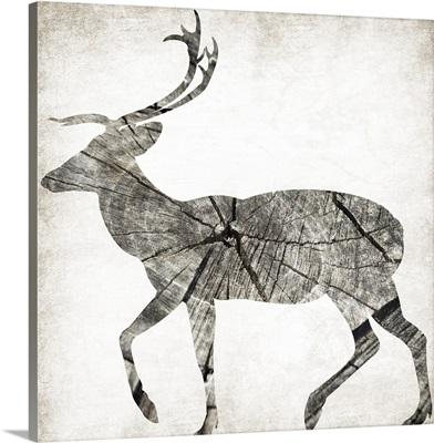 Wood Deer II