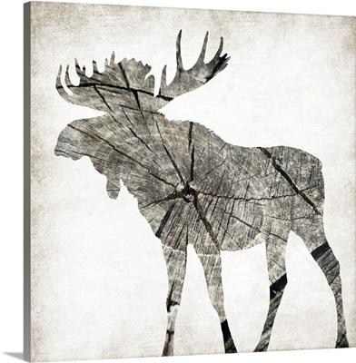 Wood Moose II