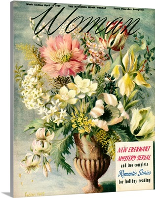 1940's UK Woman Magazine Cover