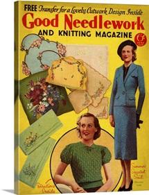 Good Needlework and Knitting Magazine, June 1938