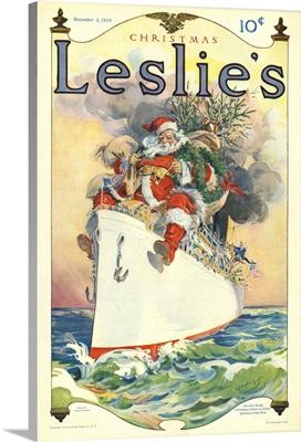 Leslie's, December 1914