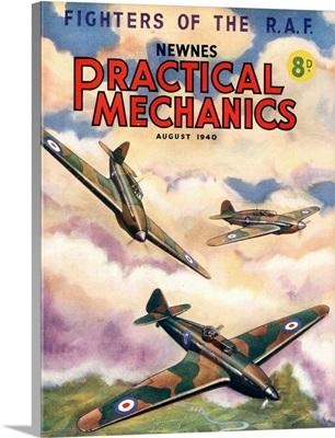 Practical Mechanics, August 1940