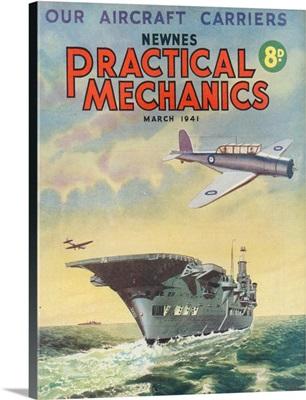 Practical Mechanics, March 1941