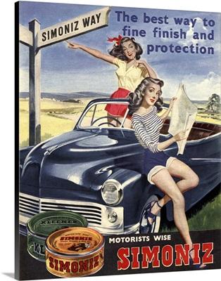 Simoniz Car Polish