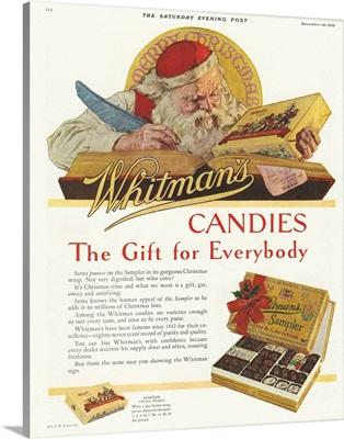 Whitman's Candies