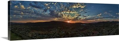 San Marcos Sunset #1