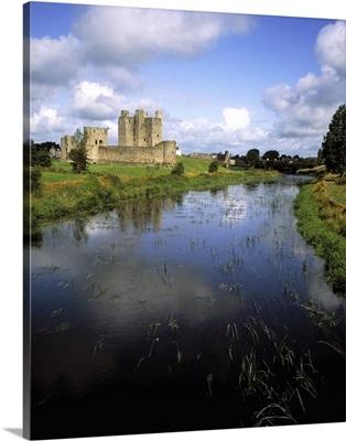 12th Century Trim Castle, On The River Boyne, Co Meath, Ireland