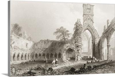 Abbey Of Sligo, County Sligo, Ireland
