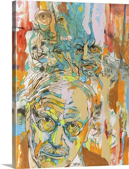 Albert Einstein Wall Art, Canvas Prints, Framed Prints, Wall Peels ...