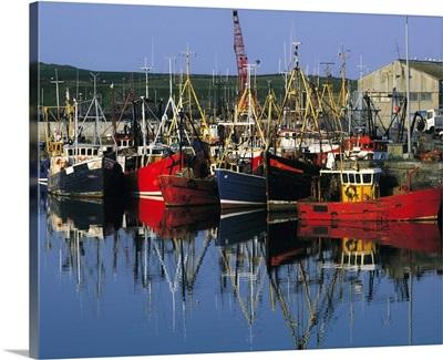 Ardglass, Co Down, Ireland; Fishing Harbour