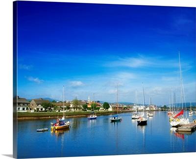 Arklow, River Avoca, County Wicklow, Ireland