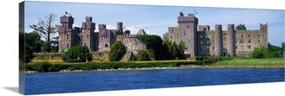 Ashford Castle near Lough Corrib, County Galway, Ireland