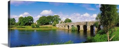 Athboy, Co Meath, Ireland, Bridge Crossing A River