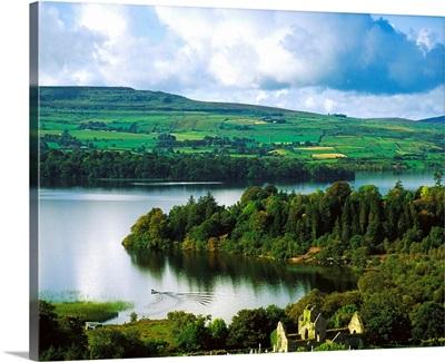 Ballindoon Abbey, Lough Arrow, Co Sligo, Ireland