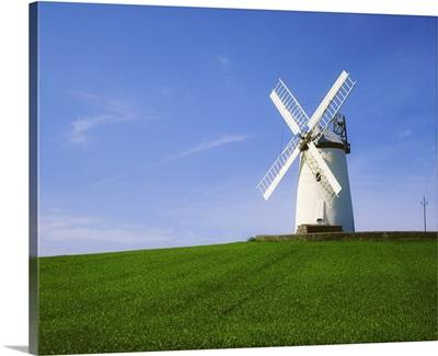 Ballycopeland Windmill, Millisle, County Down, Ireland, Historic Windmill