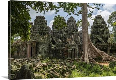 Banteay Kdei, Angkor Wat, Siem Reap, Siem Reap Province, Cambodia