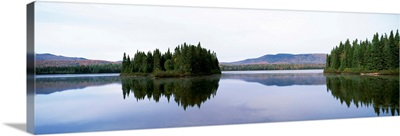 Bathurst Lake, Mount Carleton Provincial Park, New Brunswick