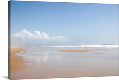 Beach On Costa Da Caparica