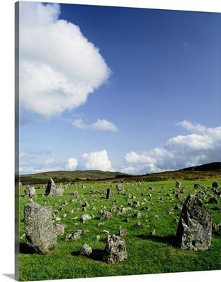Beaghmore Stone Circles, Co. Tyrone, Ireland