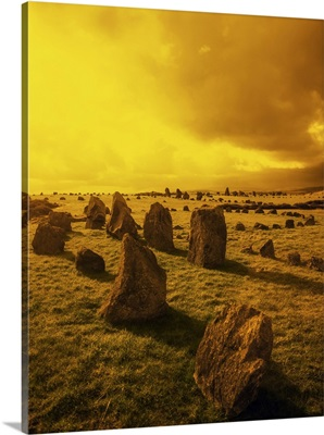 Beaghmore Stone Circles, County Tyrone, Ireland